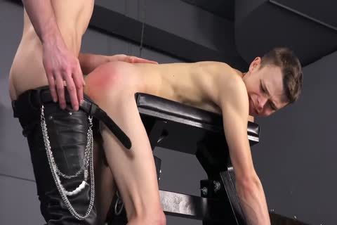 Daddy Punishes His twink