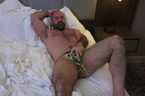Muscle Daddy Bears homosexual Sex