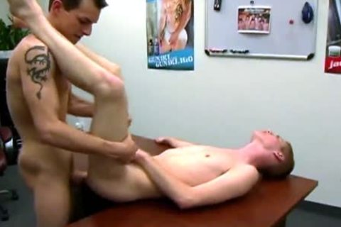 lovely twinks suck And plow In Office