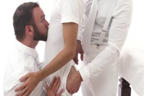 MormonBoyz unrepining lad plows Two older guys