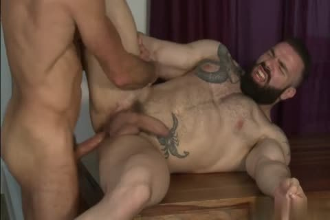 yummy homo bareback dark hole plowing