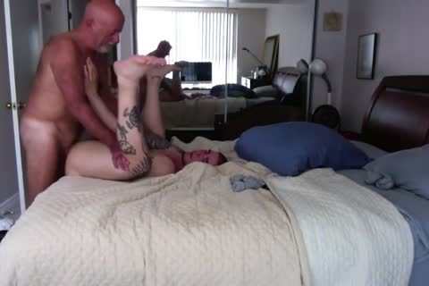 Some guy Paid To Watch Me And My Not old man Go At It