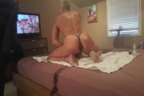 bare anal To face hole - clip 2