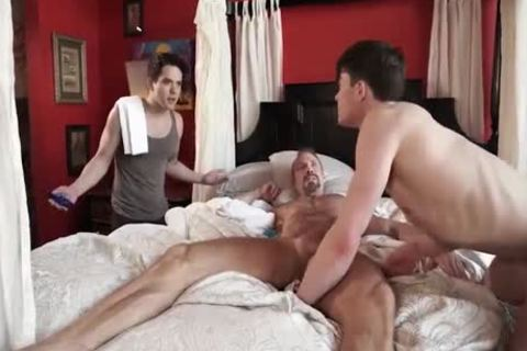 A sexy Massage Helps Relieve pumped up Up Tension