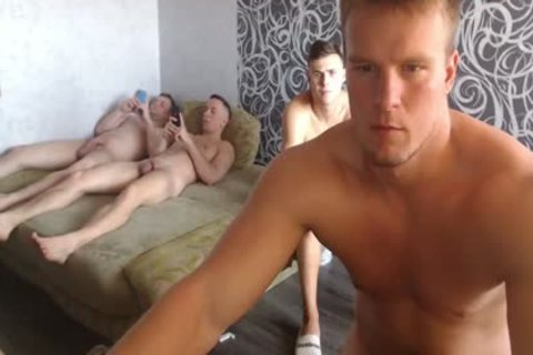 Sexyrussianboys Foursome jerking off