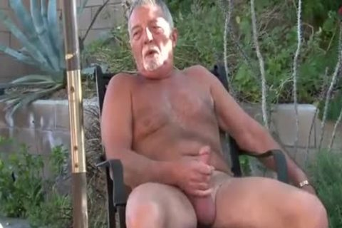 threesome With Two older men Daddy 1