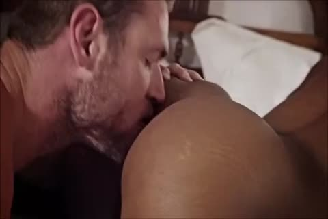 White gay In juicy Action With Two dark gays - GayTV