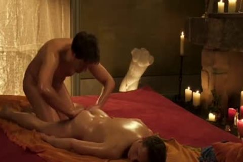 Relaxing homo Massage Session