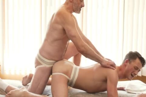 grandpa Unloads unfathomable Inside A lovely young lad
