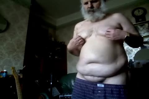 Musicman large Bearded grandpa Two Different sperm Sessions
