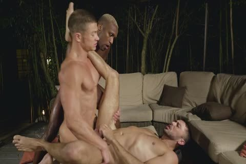 3some: 2 White & 1 dark