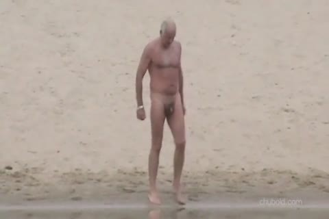 Spy old guys And Grandpas Swimming undressed