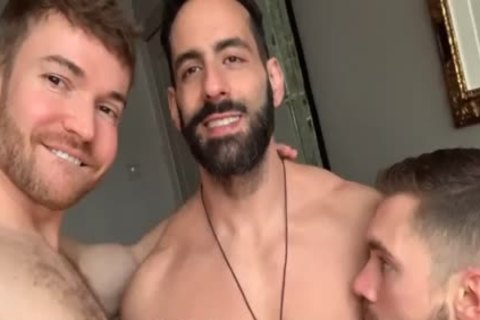 you Know I Love A chap With Super Sensitive nipps; It Makes It So sweet To Please both His cock And H